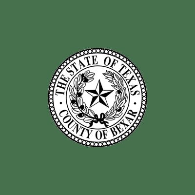 Bexar County Texas Seal