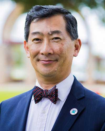Dr. Raymond Pfang SSF Director