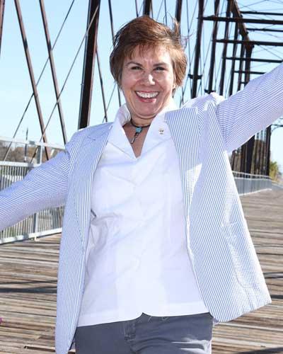 Jane Gonzalez SSF Director